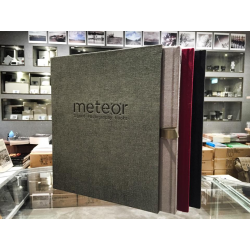 Meteor book case for Fan Ho Trilogy