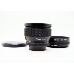 Contax Carl Zeiss Planar T* 55mm f/1.2 (100 Jahre) CY mount