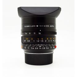 LEICA SUMMILUX-M 28mm f/1.4 ASPH (11668)