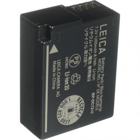 Leica Lithium-Ion-Battery BP-DC 12 (Leica Q)
