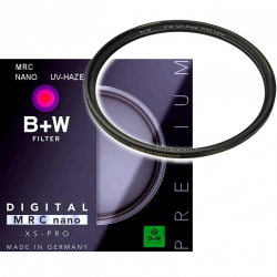 B+W 46 XSP MRC NANO UV filter (46mm)