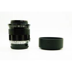 Kinoptik fulgior 50mm f1.3 (modified to Leica M mount)