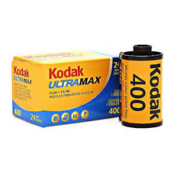 Kodak UltraMax 400 Color Negative Film