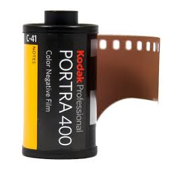 Kodak Professional Portra 400 Color Negative Film