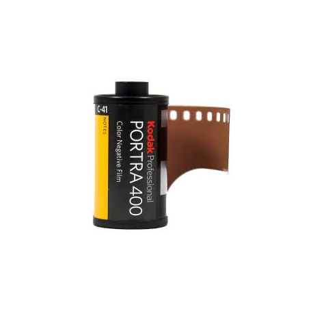 Kodak Professional Portra 400 Color Negative Film (135)