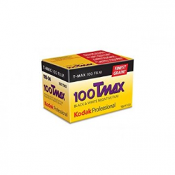 Kodak Professional T-max 100 Black and White Negative Film 135