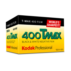 Kodak Professional T-Max 400 Black and White Negative Film (135)