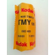 Kodak Professional T-max 100 Black and White Negative Film (120)