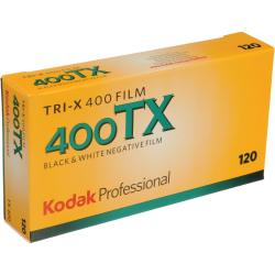 Kodak Professional Tri-X 400 Black and White Negative Film (120)