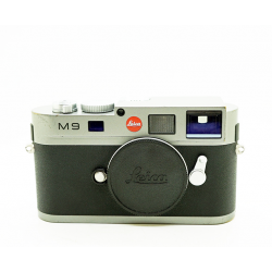 Leica M9 (Steel grey) used