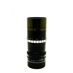 "Dallmeyer TV 3"" 75mm f/1.9 DC (Leica M mount with 6 bit) (cine lens)"