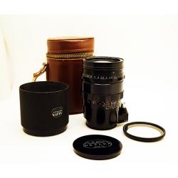 Kinoptik Apochromat Focale 100mm f/2 ALPA (cine lens)
