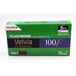 Fujifilm Velvia 100F 120