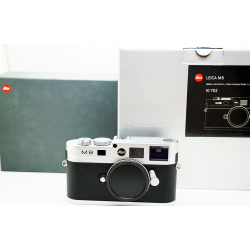 Leica M8 Silver