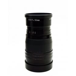 Kinoptik Paris Apochromat 150mm f/2.5 (cine lens)