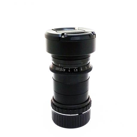 Kinoptik Paris Focale Apochromat 50mm f/2 (Special) (cine lens)