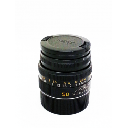 Leica Summicron-M 50mm/2 v.5 (internal hood)