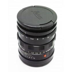 Black Paint Leica Summilux-M 50mm/f1.4