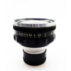 NIkkor-n c 50cm/1.1 Nippon Kogaku