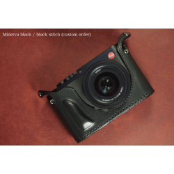 Arte di mano half-case For Leica Q (type116)