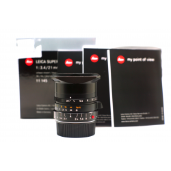 Leica Super-elmar-M 21mm f/3.4 E46 (used)