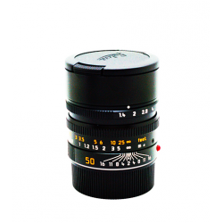 Leica Summilux M 50mm f/1.4 ASPH (6-Bit) - Black