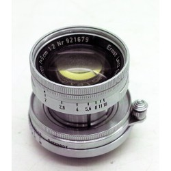 Leica Summicron 50mm/f2 radioactive