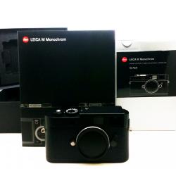 Leica M Monochrom (Black) 10760