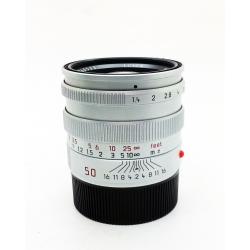 Leica Summilux -M 50mm f/1.4 pre-asph (silver)