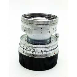 Leica Summicron M 50mm f/2 v.1 Collapsable