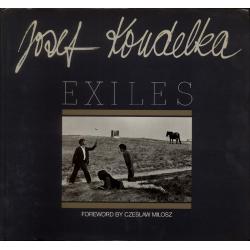 Josef Koudelka - Exiles (signed book)
