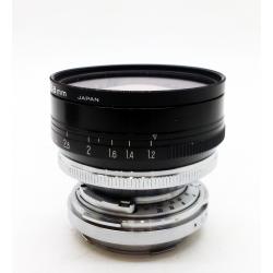 Fujinon 50mm/f1.2
