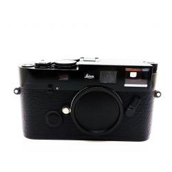 Leica M6 TTL Millennium Black Paint