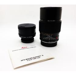 Leica APO-Macro -Elmarit-R 100mm f/2.8 + ELPRO
