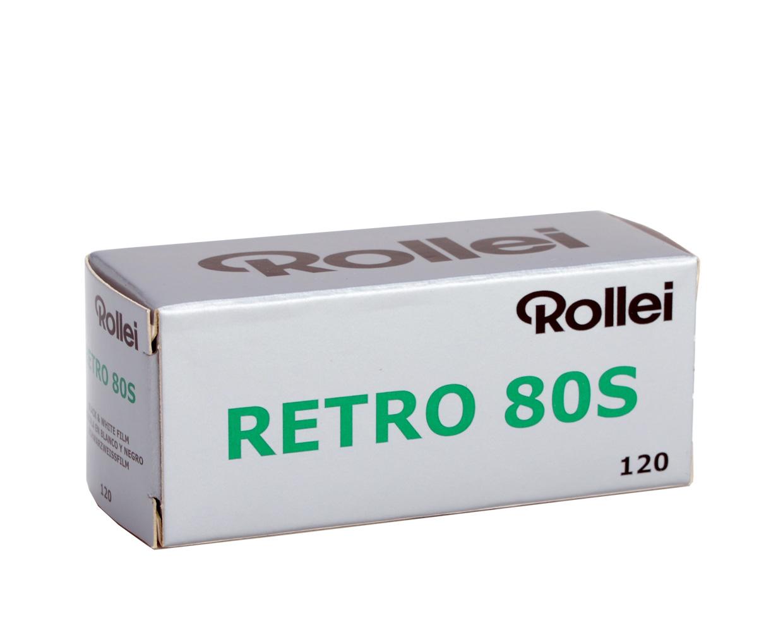 Rollei Retro 80S 35mm 36exp Film