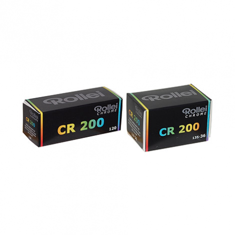 Rollei Chrome CR 200 120 (ISO 100-200)