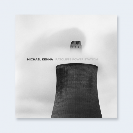 Michael Kenna : Ratcliffe Power Station (signed book)