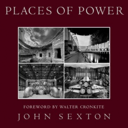 John Sexton :Places Of Power (Signd Book)