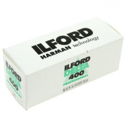 Ilford Delta 400 Professional Black and White Negative Film (120 Roll Film)