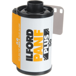 Ilford Panf Plus 50 B&W