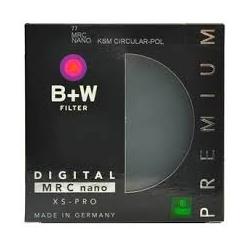 B+W 39mm XS-Pro Kaesemann High Transmission Circular Polarizer MRC-Nano Filter