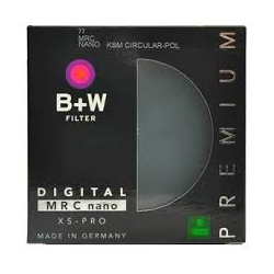 B+W 46mm XS-Pro Kaesemann High Transmission Circular Polarizer MRC-Nano Filter