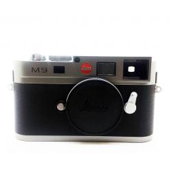 Leica M9 Steel Grey (10705) used