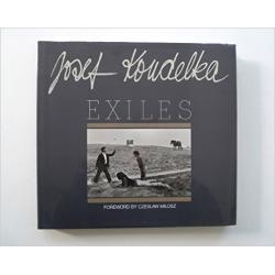 Josef Koudelka: Exiles (Signd Book)