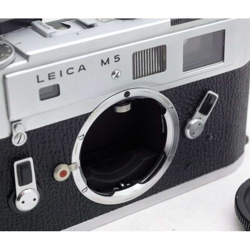 Leica m5 camera meteor for M5s camera