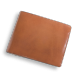 Bi-fold wallet with coin pouch 11-0007