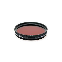 Heliopan Rot 25 E39 Lichtfilter