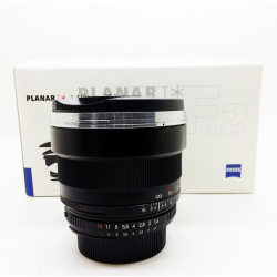 Zeiss Planar T* 85mm f/1.4 ZF.2 Lens for Nikon F-Mount Cameras (used)