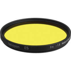 Heliopan 39mm Medium Yellow Filter
