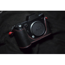 Leica SL leather case